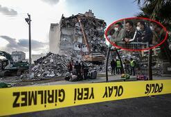 Son dakika: İzmirde çöken binanın işçisi konuştu İlk depremde yıkılacağını biliyorduk...