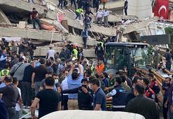 Son dakika... AFADdan flaş İzmir depremi açıklaması
