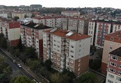 Yer: İstanbul  24 saat içinde boşaltın denilen binalarda 2 bin kişi yaşıyor