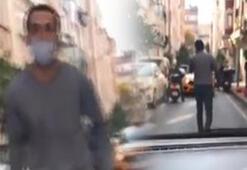 İstanbulda filyasyon ekibine bıçaklı saldırı