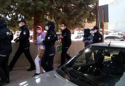 Gedizde hırsızlık şüphelisi 3 kadın yakalandı