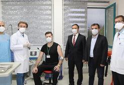 Erciyes Üniversitesinde koronavirüs aşısı denenmişti Açıklama geldi