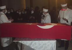 Derecikte şehit olan işçi, Vanda törenle toprağa verildi