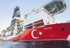 Fatih, Türkali-1'de sondaja başladı
