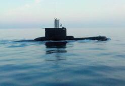 'Tespit ettikleri denizaltı kendilerinin'