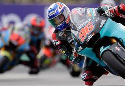 MotoGP heyecanı İspanyada devam ediyor