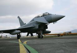 Almanya 38 yeni Eurofighter alıyor