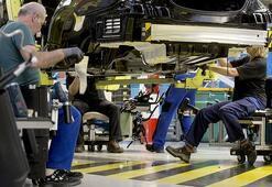 Almanya'da sanayi üretimi beklentilerin altında arttı