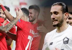 UEFA Avrupa Liginde haftanın takımında 2 Türk
