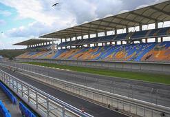 Türkiye Grand Prixsi hazırlıklarında sona gelindi