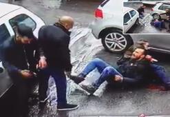 Son dakika... İstanbul Şişlide dede ve torununa silahlı saldırı