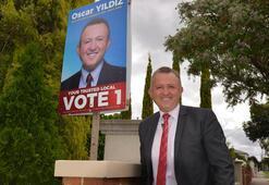 Avustralyada iki Türk aday seçildi