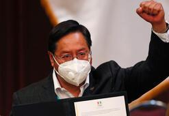 Bolivyada seçimi kazanan Acre dinamitli saldırıdan kurtuldu