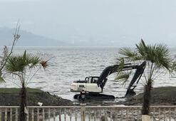 CİMERe şikayet yağdı Sapanca Gölünü talan ettiler