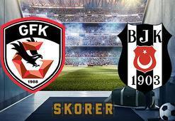 Gaziantep FK - Beşiktaş maçı öncesi Josef de Souza kararı