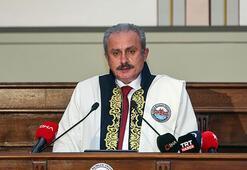 TBMM Başkanı Şentop: Ermenistan, savaşın alanını genişletmeye çalışıyor