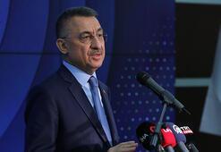 Cumhurbaşkanı Yardımcısı Fuat Oktay: Artık ambargolarla yıldırabilecekleri bir Türkiye yok
