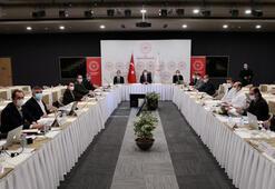 Bakan Koca paylaştı: İstanbulda kritik Koronavirüs toplantısı