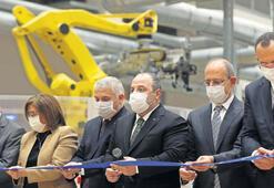 95 milyon euro'luk non-woven yatırımı
