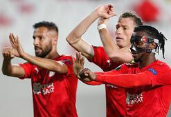 Son dakika - Başakşehir ve Sivasspordan UEFA sırlaması için kritik puanlar