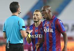 Son dakika - Trabzonsporda Nwakaeme soru işareti