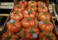 Ekim ayının rekortmeni domates oldu