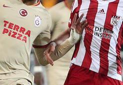 Galatasaray, Sivas deplasmanında
