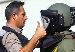 Bomba imha polislerinin zorlu görevi