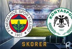 Fenerbahçe-Konyaspor maçı saat kaçta, hangi kanalda Fenerbahçe-Konyaspor maçına geri sayılıyor...