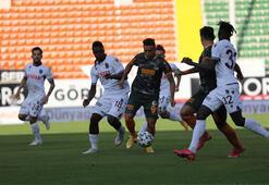 Alanyaspor - Trabzonspor: 1-1