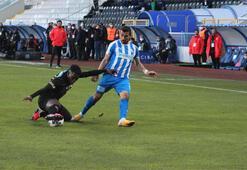 Erzurumspor - Göztepe:1-1