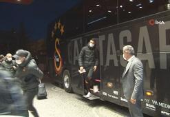 Galatasaray, Sivas'a geldi