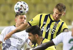 Fenerbahçe-Konyaspor: 0-2