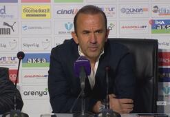 Mehmet Özdilek: Oyuncularımın ortaya koyduğu mücadeleden memnunum