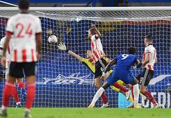 Chelsea, Sheffield Unitedı 4 golle geçti