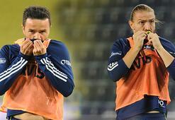Son dakika - Fenerbahçede 4 yıllık barışma Caner Erkin ve Gökhan Gönül...