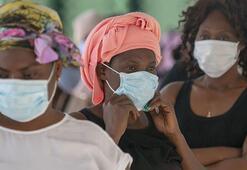 Afrikada son 24 saatte yaklaşık 13 bin kişide Kovid-19 tespit edildi