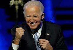 ABD başkanlığına seçilen Biden zafer konuşması yaptı: Söz veriyorum