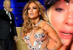 Joe Bidenın zaferini Jennifer Lopez dans videosuyla kutladı