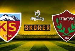 Hes Kablo Kayserispor - Atakaş Hatayspor maçı saat kaçta, hangi kanalda Muhtemel 11ler kimler