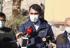 Son dakika... Bakan Kurumdan İzmir depremi açıklaması
