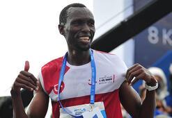 Son dakika | İstanbul Maratonunda zafer Cheruiyot Sangın