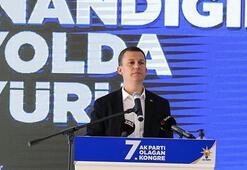 AK Partili Şahin: Bu ülke için yapacak çok işimiz var