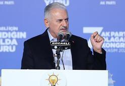 AK Partili Binali Yıldırımdan net mesaj: Mutlulukların en güzeliydi