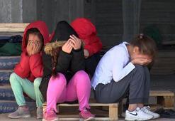 Elazığ'da bir kadın çocuklarının gözü önünde intihara teşebbüs etti