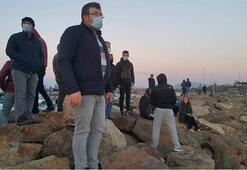 Saros Körfezinde balıkçı teknesi battı: Sıcak gelişme