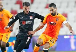 Sivasspor - Galatasaray: 1-2