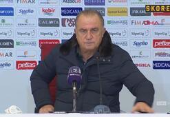 """Fatih Terim: """"Sivas'tan 3 puan almak önemli"""""""