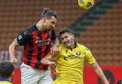 Zlatan İbrahimovic, Milanı mağlup olmaktan kurtardı