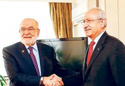 Karamollaoğlu'ndan liderler turu